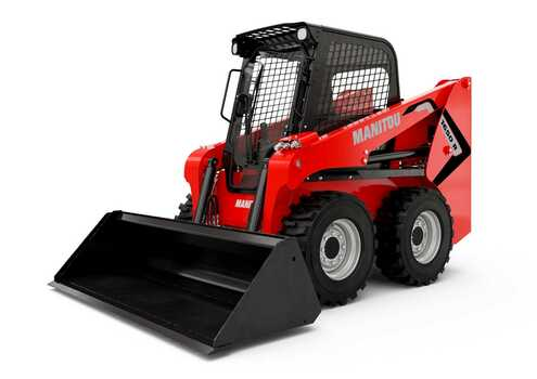 Manitou 1650R Schrankladers