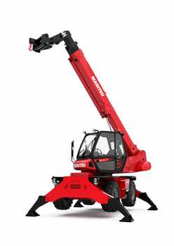 Manitou MRT 1440 Roterende verreikers