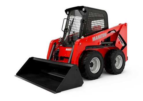 Manitou 2200R Schrankladers