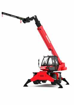 Manitou MRT 1640 Roterende verreikers