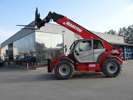 Manitou MT 1840 Privelege Graafmachines / laders / verreikers