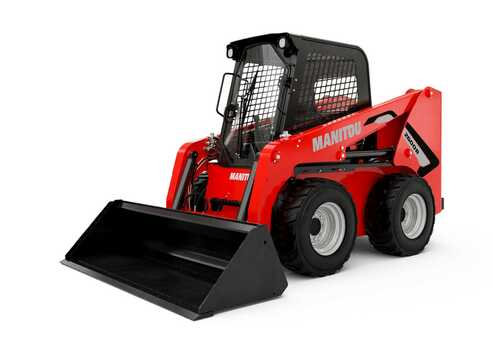 Manitou 2600R Schrankladers