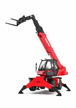 Manitou MRT 1840 Roterende verreikers