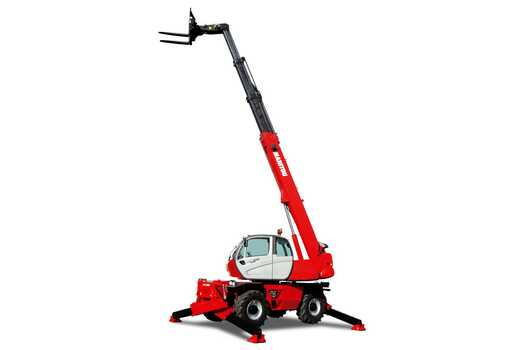 Manitou MRT 2150 Roterende verreikers