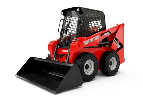 Manitou 1900R Schrankladers