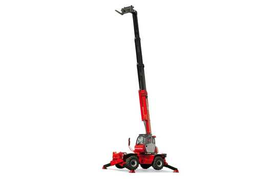 Manitou MRT 3050 Roterende verreikers