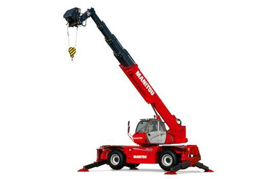Manitou MRT 3255 Roterende verreikers
