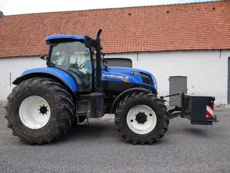 New Holland Landbouwtraktor T 7.170 Landbouwmachines