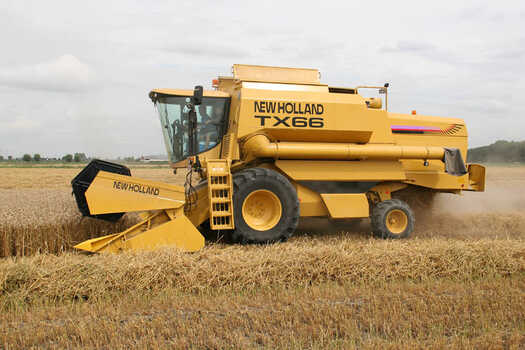 New Holland TX 66 Landbouwmachines