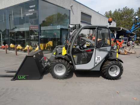 Neuson TH412 Graafmachines / laders / verreikers